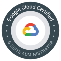 google cloud g suite certified administrator